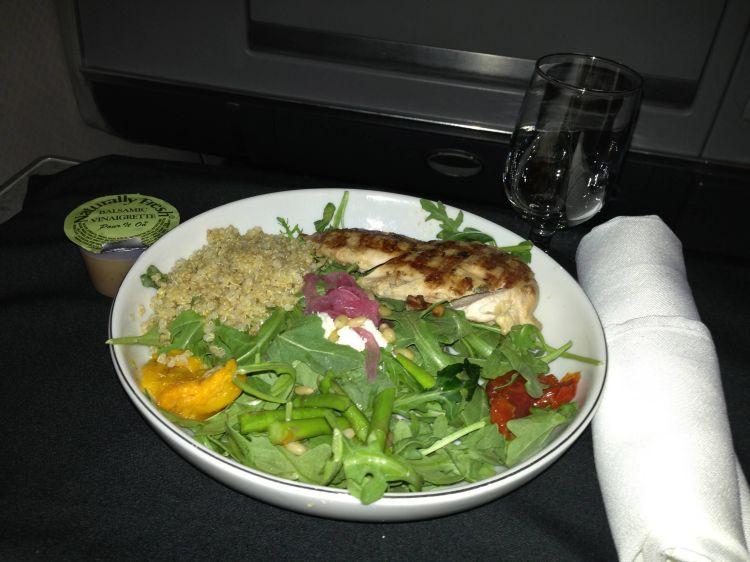 American Airlines B757-200 Classe Executiva