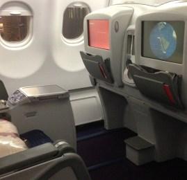 Promoção da Avianca tem passagens na classe executiva por U$890