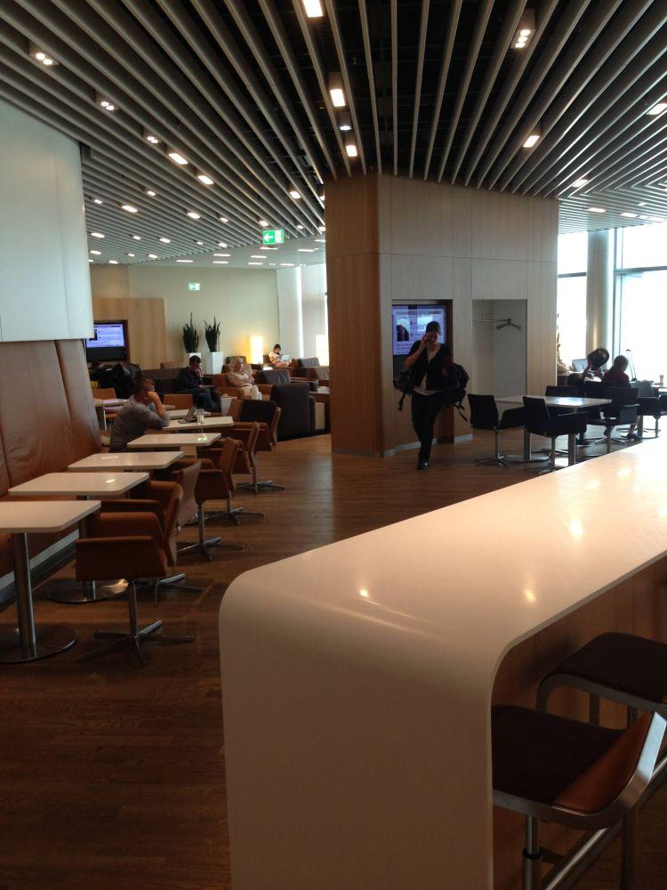 Lufthansa Senator Lounge