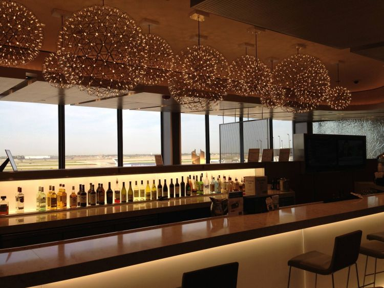New United Club Ohare