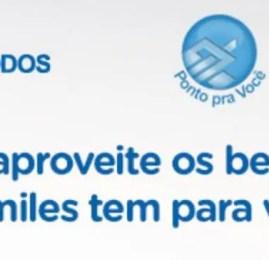 Smiles oferece 10% a mais de milhas nas transferências de cartões do Banco do Brasil