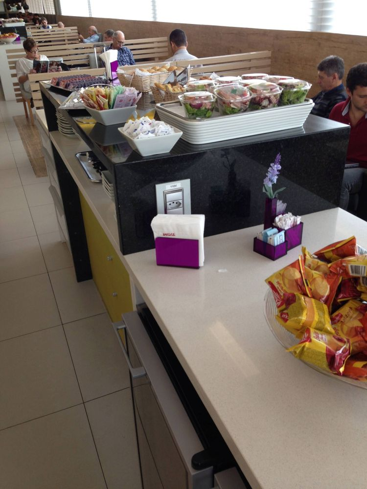 Sala VIP Tam Terminal 2 GRU