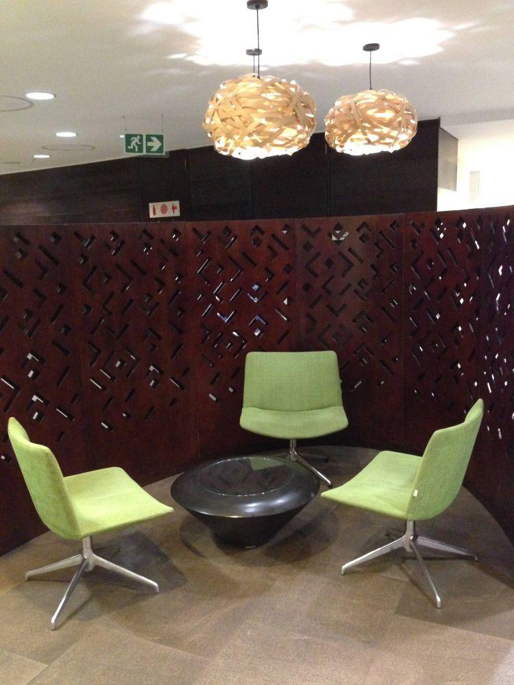 Platinum Lounge South African Airways Johannesburg
