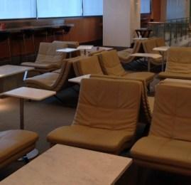 Sala VIP Delta SkyClub no Aeroporto de Miami (MIA)
