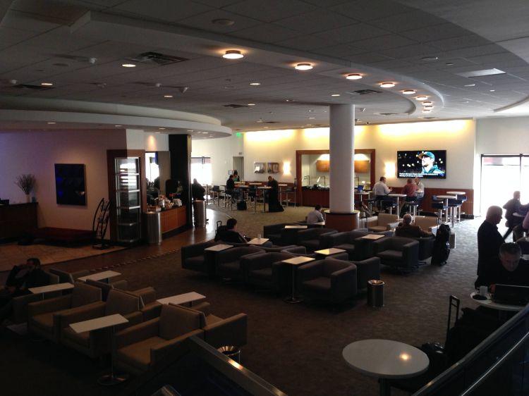 Delta Skyclub Atlanta Terminal A