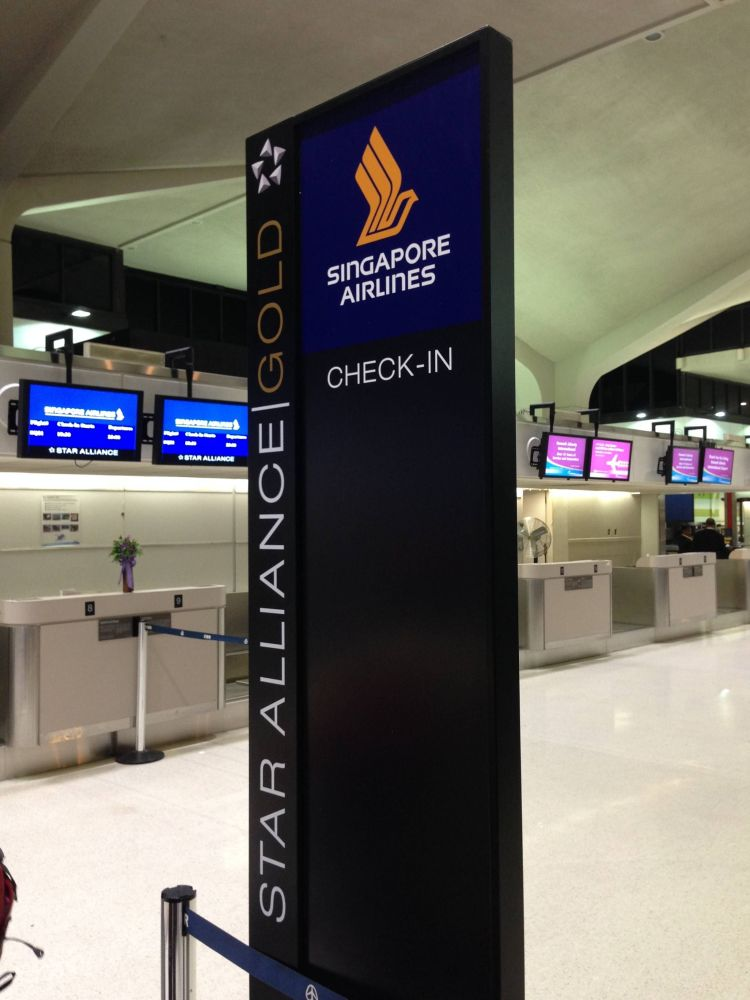 singapore airlines sq21 checkin