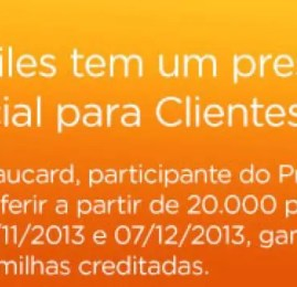 Smiles oferece 20% de bônus para transferência de pontos dos clientes do Itaú
