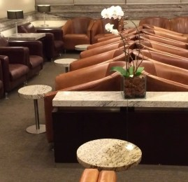 Sala VIP Admirals Club no Aeroporto de Guarulhos (GRU)