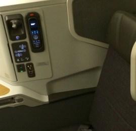 Classe Executiva da American Airlines no Boeing 777-300ER