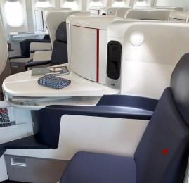 Air France apresenta sua nova classe executiva
