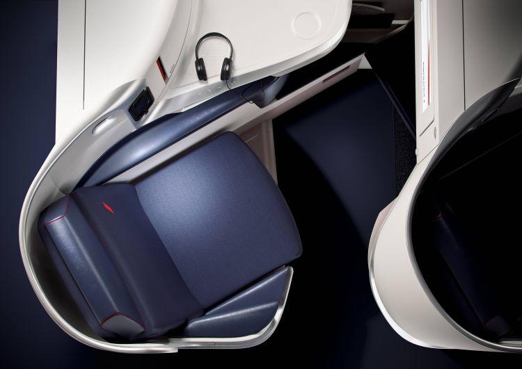 Air France nova executiva new business class