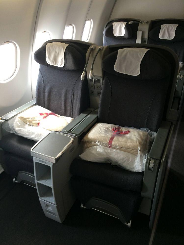 Avianca Classe Executiva A330