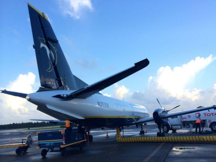 Seaborne Airlines no Saab 340B