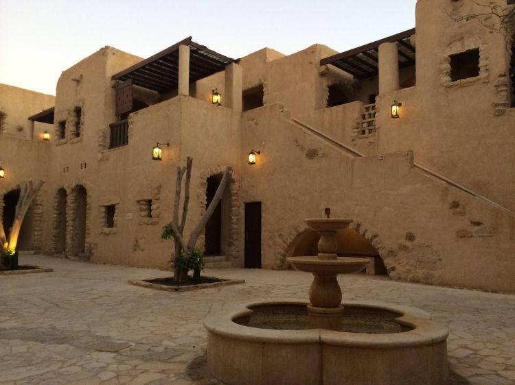The Movenpick Resort and Spa Dead Sea