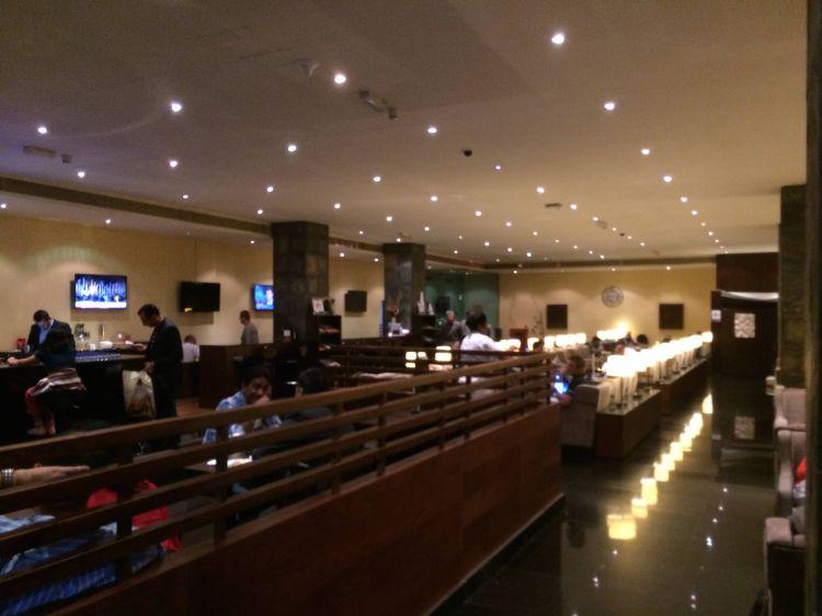 Premium Plaza Lounge Muscat Airport