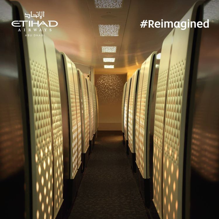 first class apartments Etihad
