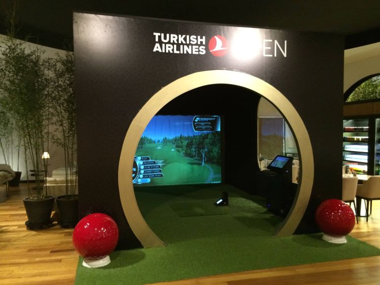CIP Lounge Turkish Airlines Istambul Sala VIp