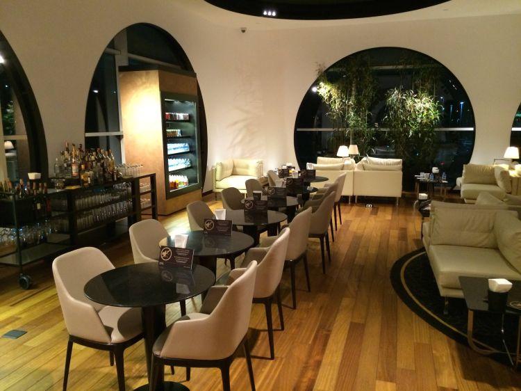 CIP Lounge Turkish Airlines Istambul Sala VIp