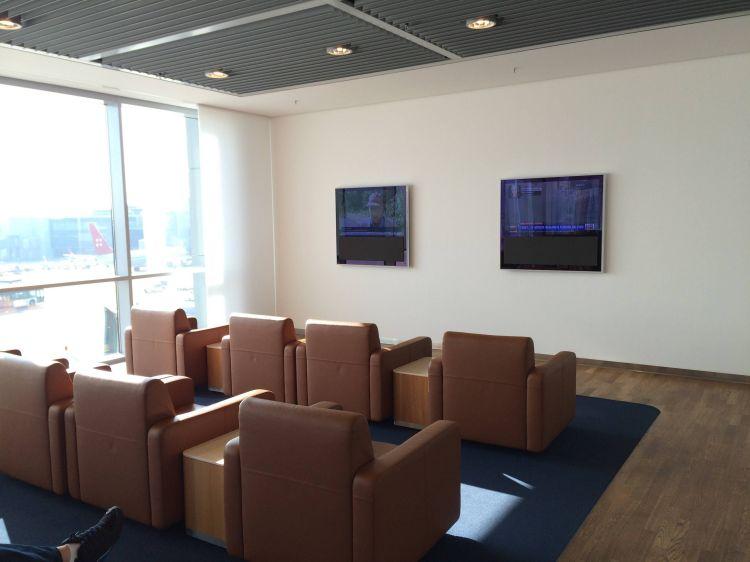 Lufthansa Senator Lounge Frankfurt