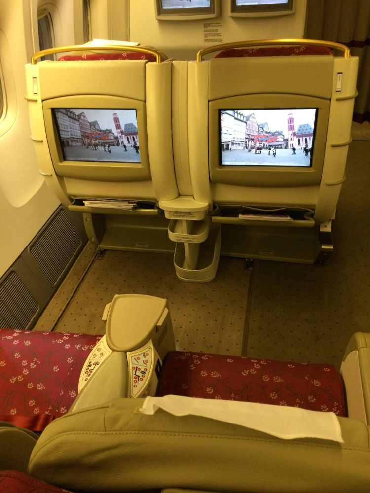 tam classe executiva boeing 777 business class