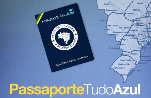 passaporte azul