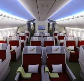 Ethiopian Airlines oferece promoção na classe executiva para diversos destinos