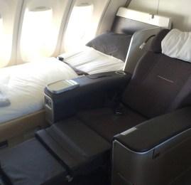 Como emitir Primeira Classe da Lufthansa com milhas e pontos