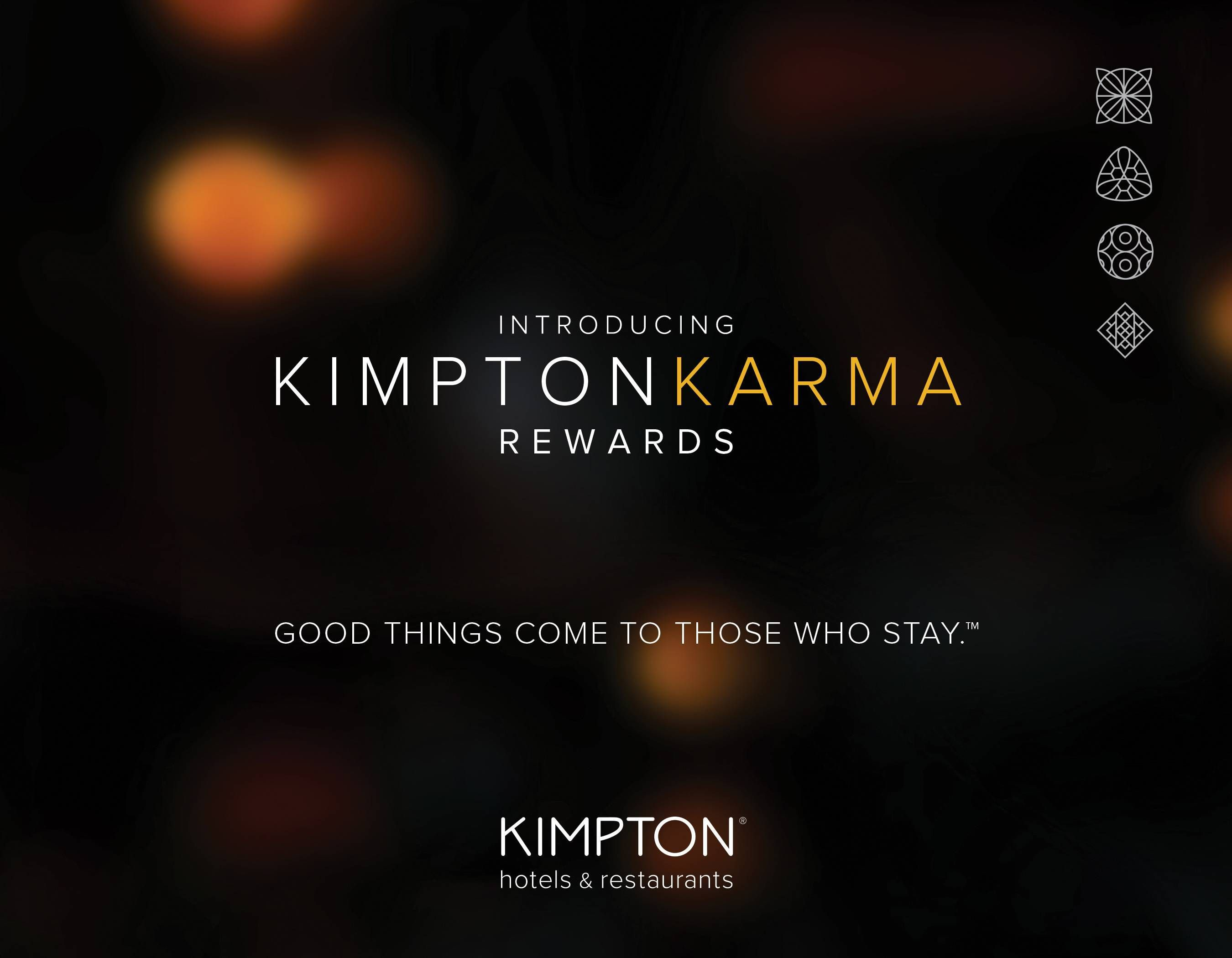 Karma Logo - passageirodeprimeira