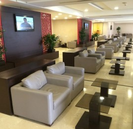 Sala VIP Royal Air Maroc Atlas Lounge – Aeroporto de Casablanca (CMN)