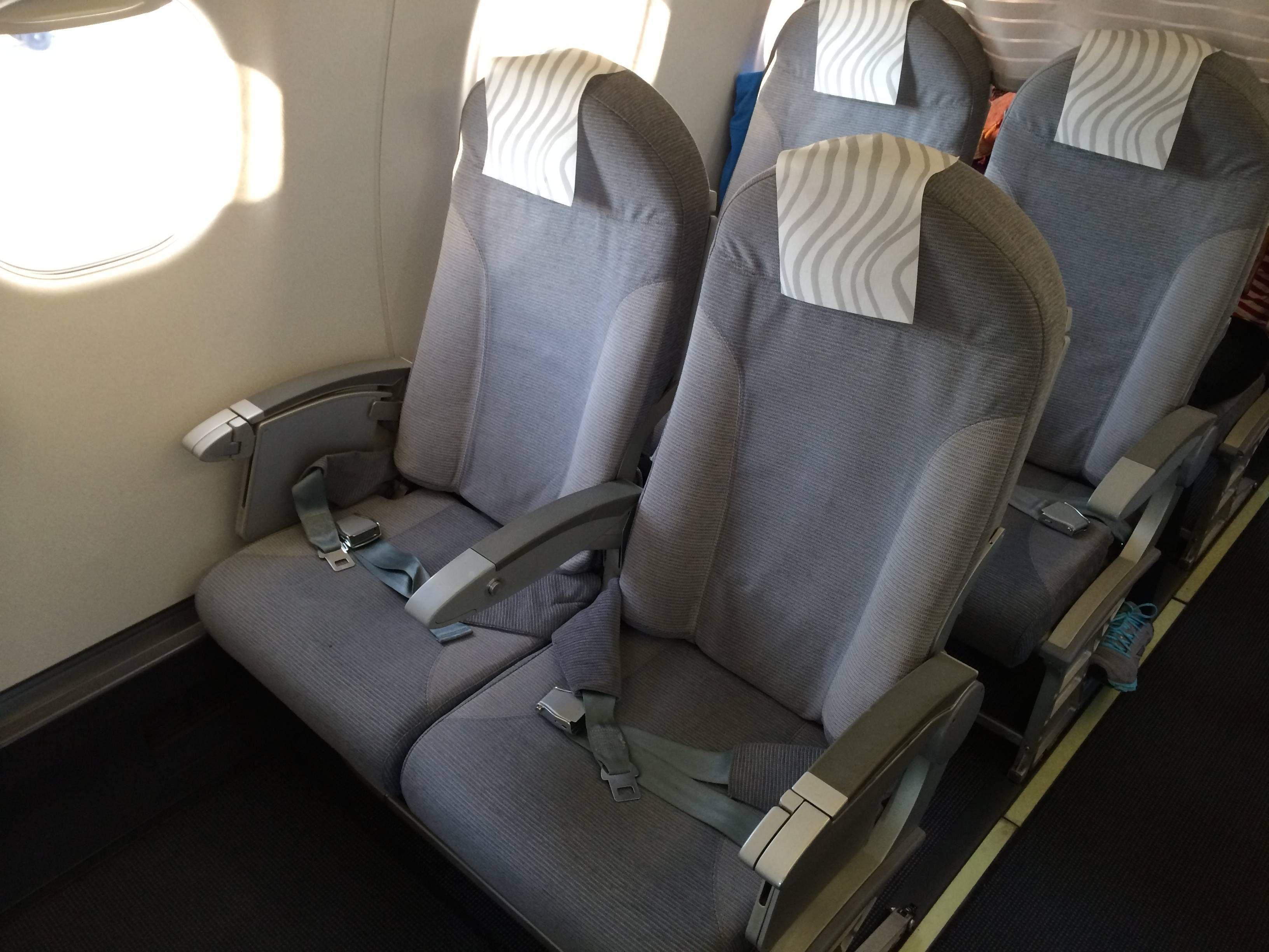 finnair e190 business class executiva passageirodeprimeira