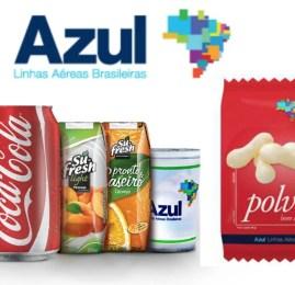 Azul estreia biscoito de polvilho no serviço de bordo em setembro