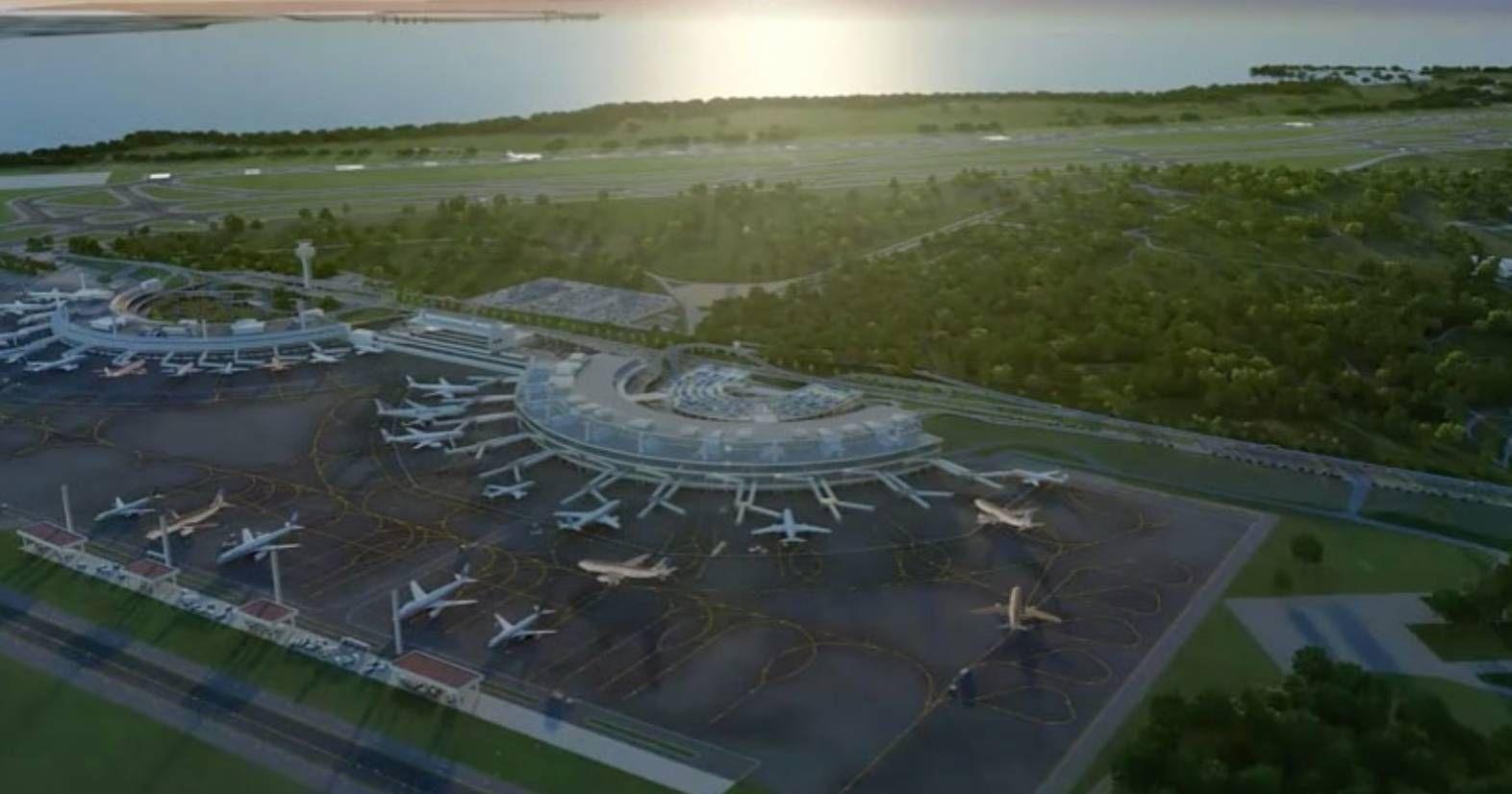 rio galeao novo aeroporto passageirodeprimeira