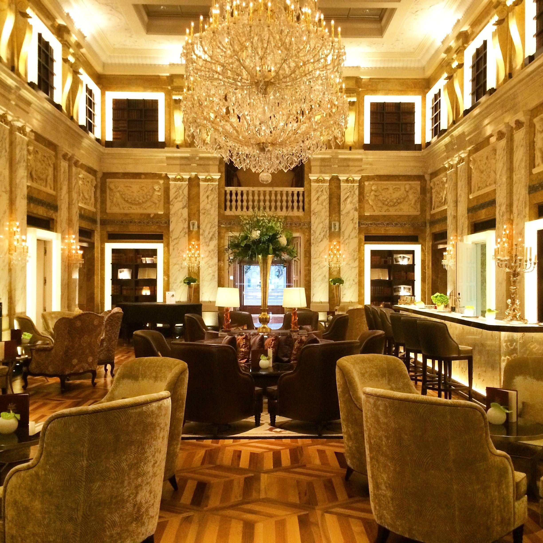 hotel imperial vienna - passageirodeprimeira