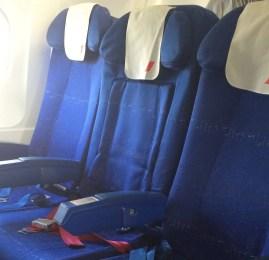 Classe Executiva da Air France no A320