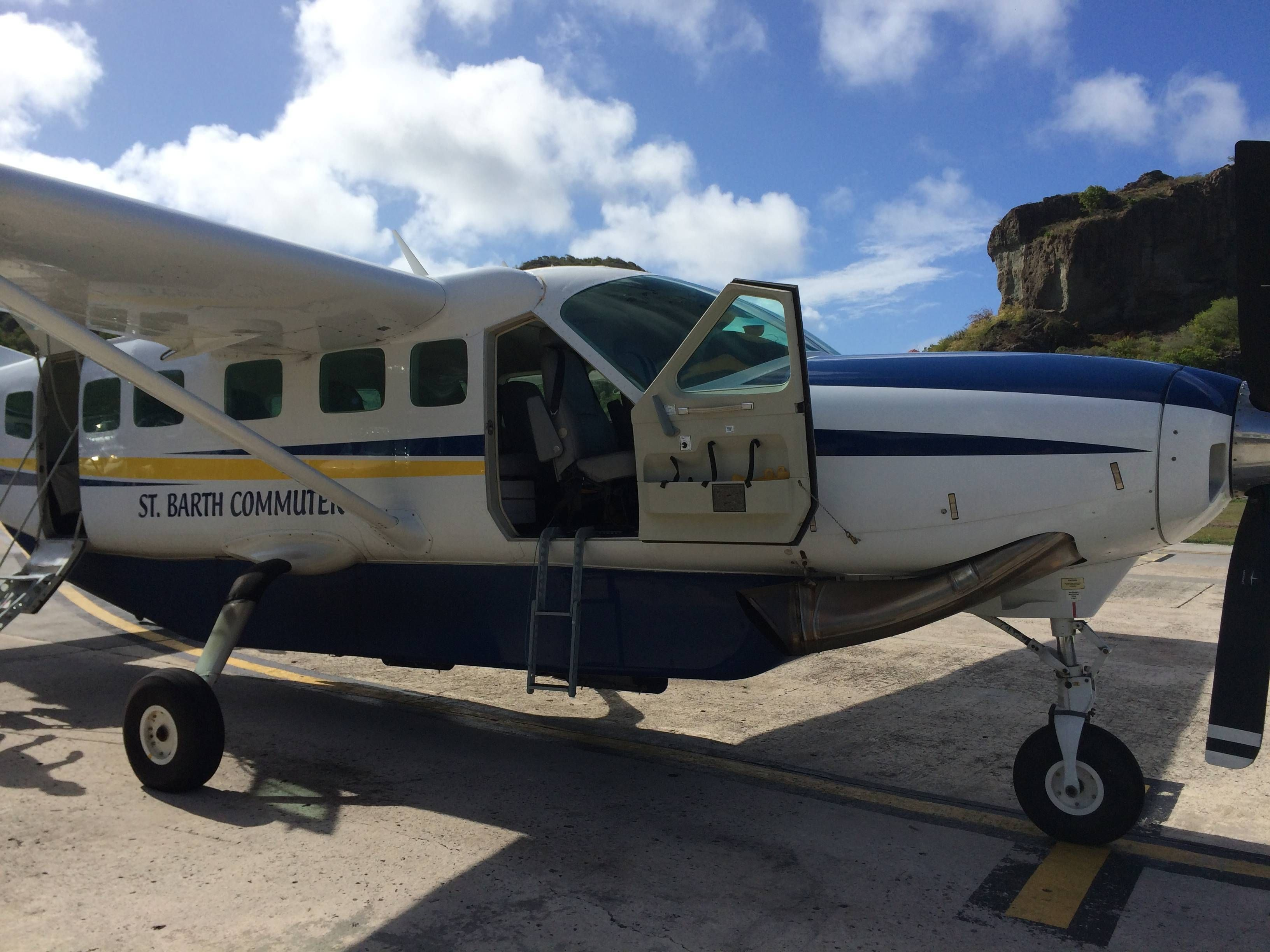 st barth commuter caravan