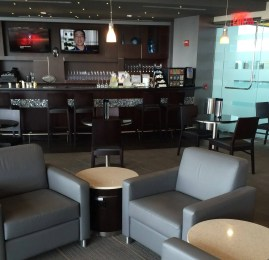 Sala VIP US Airways Club – Aeroporto LaGuardia em Nova York (LGA)