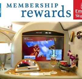 American Express remove Emirates como parceira do Membership Rewards do seu site