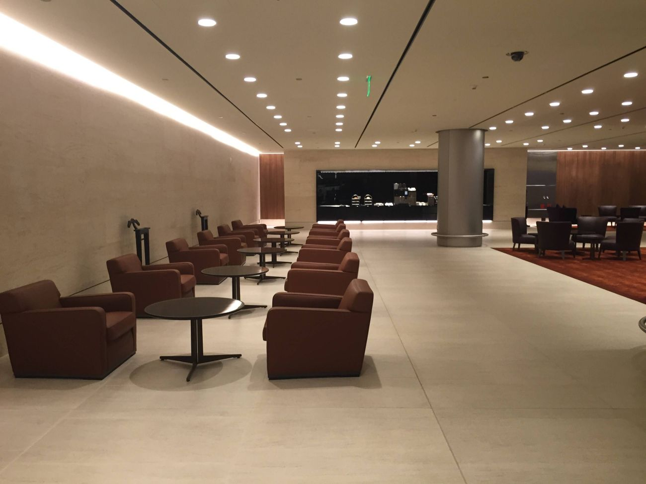 qatar airways arrival lounge
