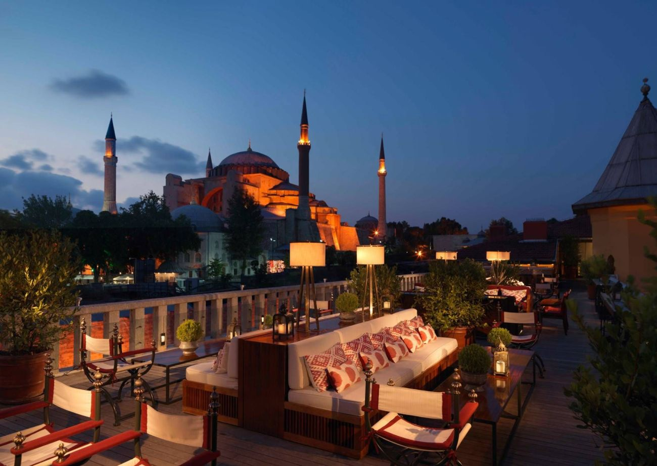 four seasons istambul sultanhament