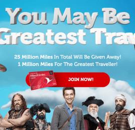 Turkish Airlines vai sortear 25 milhões de milhas