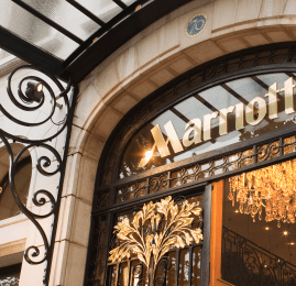 Paris Marriott Hotel Champs-Elysees