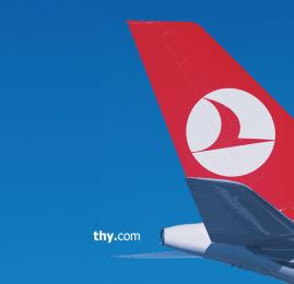 Um bate-volta rápido na Turquia com a Turkish Airlines