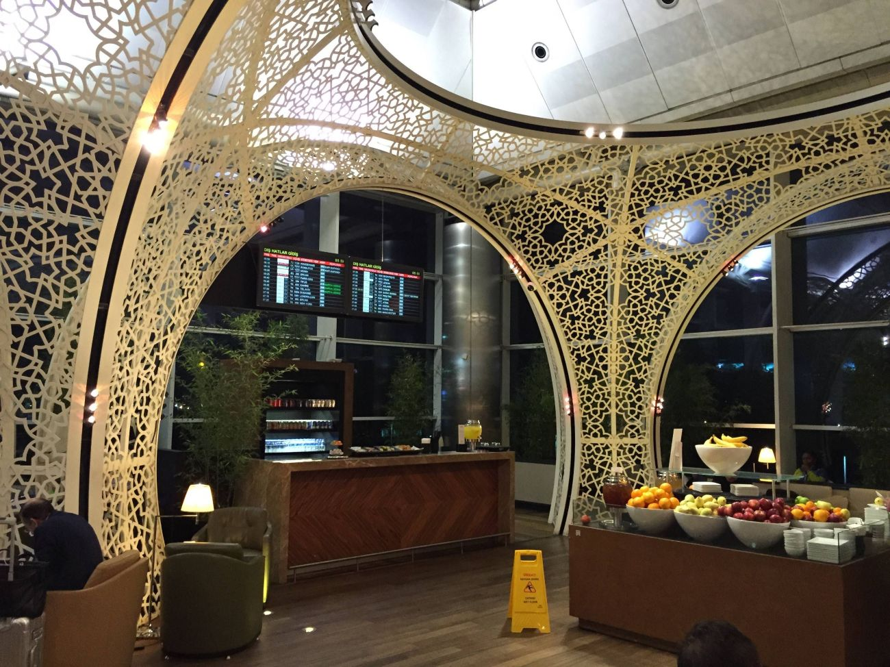 cip lounge istambul turkish airlines