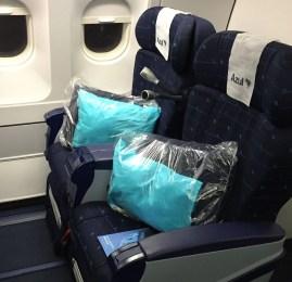 Classe Executiva da Azul no A330 – Business Light