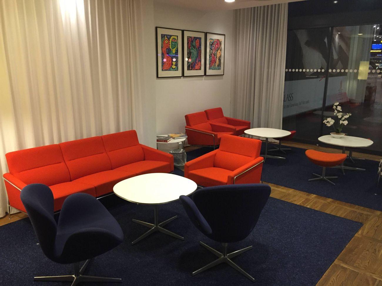 sas business lounge copenhagen sala vip