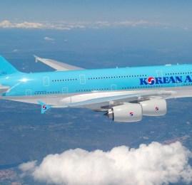 Clientes Smiles já podem resgatar passagens na Korean Air