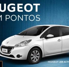 INACREDITÁVEL! Compre um carro Peugeot 0km por 80.000 pontos Multiplus