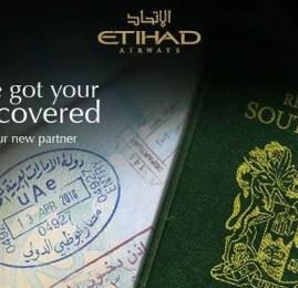 Etihad Airways oferece vistos gratuitos para viagens à Abu Dhabi e Dubai