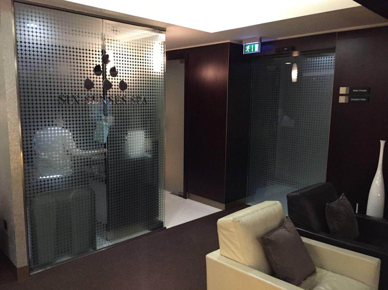 Etihad Lounge London Heathrow - Passageirodeprimeira 16