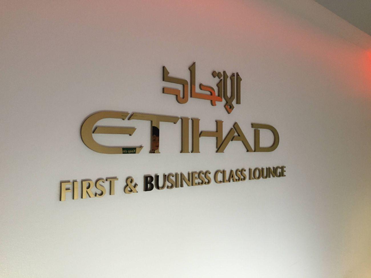 Etihad Lounge London Heathrow - Passageirodeprimeira 3